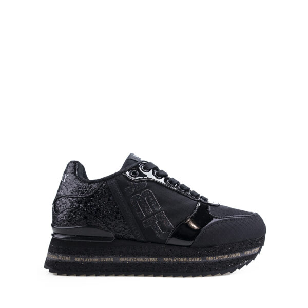 Sneakers Donna effetto laminato REPLAY RS3D0010S