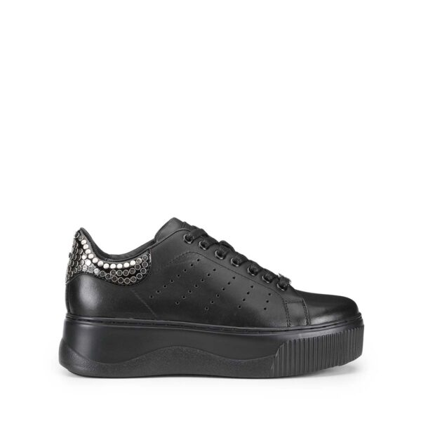 Sneakers Donna in pelle platform CULT CLW316216