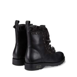 Anfibi Donna in pelle con ruches CULT CLW320200