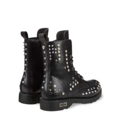 Anfibi Donna in pelle Zeppelin CULT CLW331400