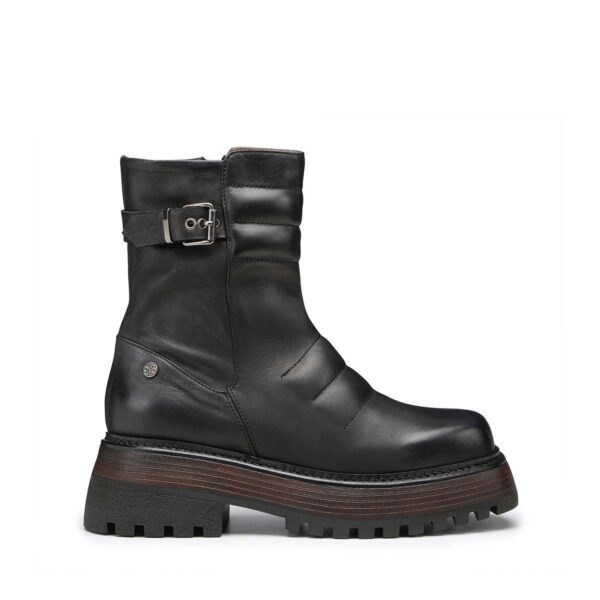Combat Boots Donna in pelle OXS OXW141800