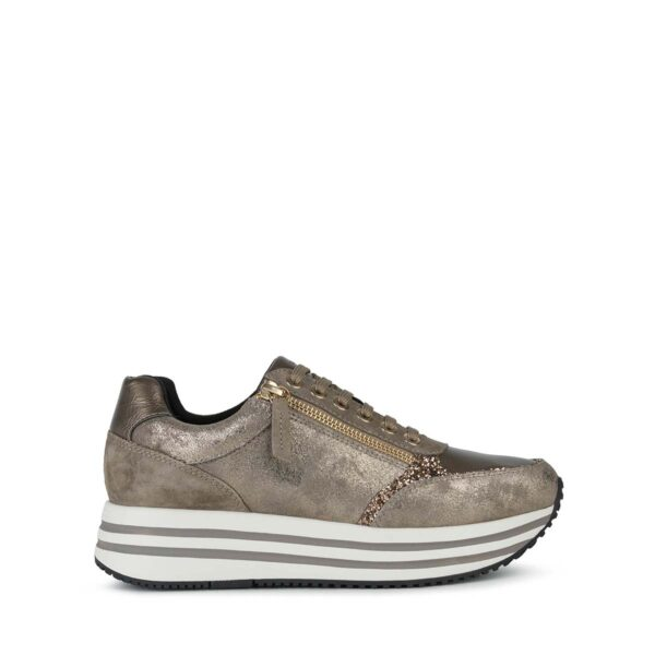 Sneakers Donna in pelle GEOX D16QHA