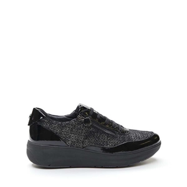 Sneakers Donna in pelle ROCK 10 STONEFLY STN214494